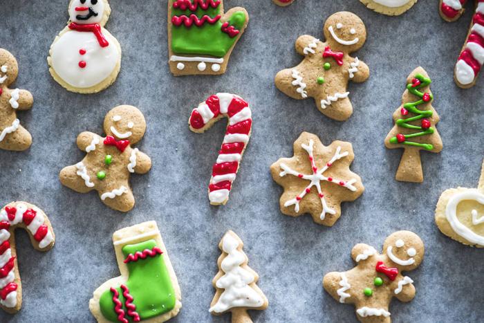Kerstkoekjes Zelf Bakken 5x De Leukste Bak Ideeën Voor December