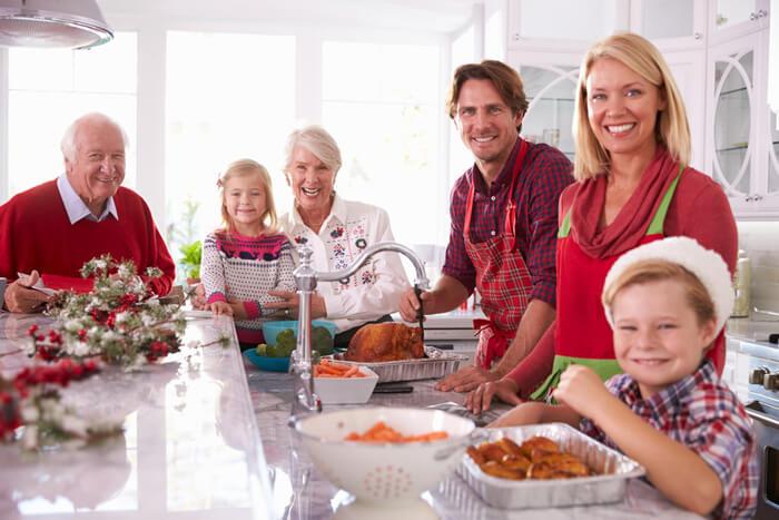 kersttraditie kerstavond