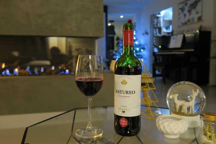 non alcoholische wijn_natureo