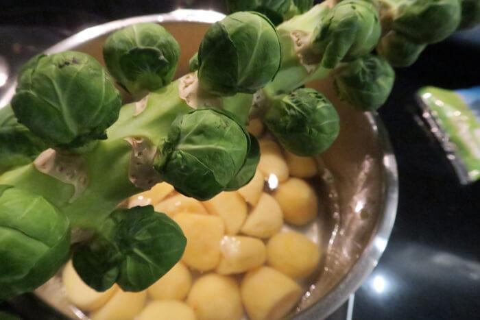 spruitjesstamppot maken