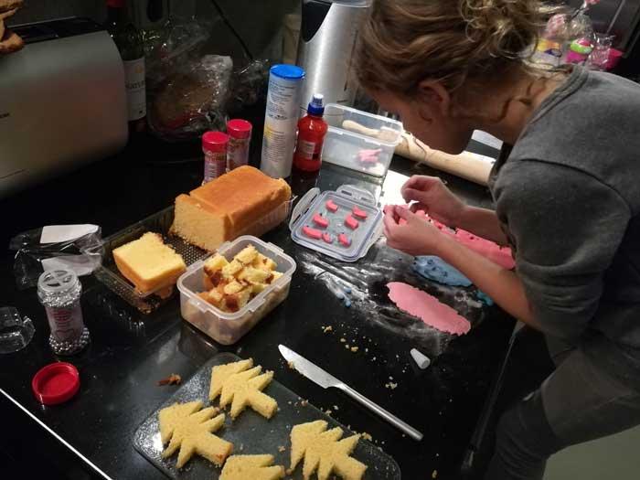 voorbereiding kerstontbijt school