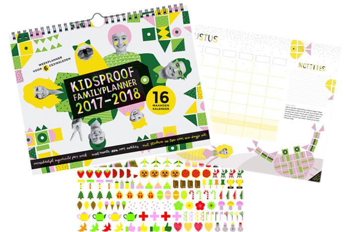 weekkalender kidsproof