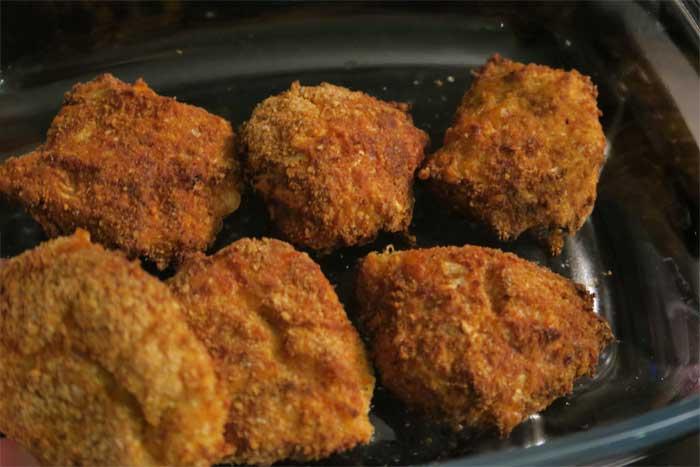 bloemkoolnuggets airfryer recept