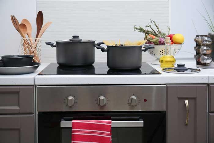 huishoudelijke apparaten keuken