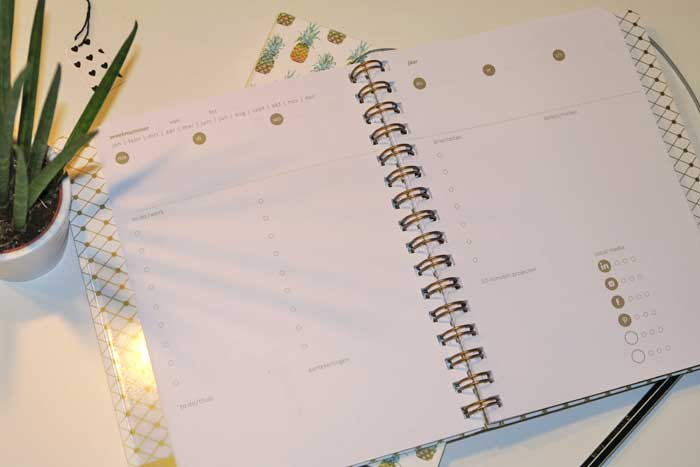 paper time planner
