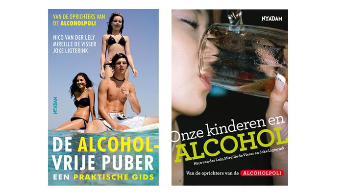 pubers en alcohol boeken