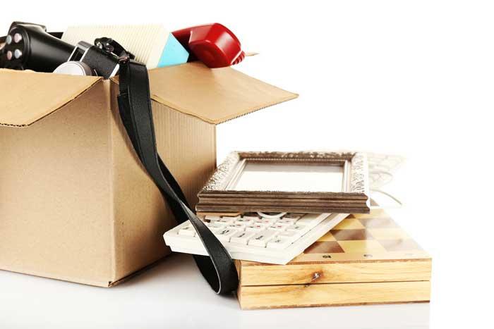 spullen wegdoen en minimaliseren