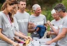 vrijwilligerswerk gaan doen