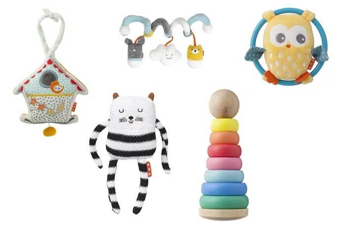hema babyspullen speelgoed