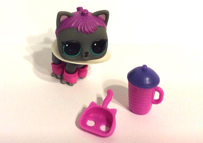 L.O.L. Surprise Pets roller-kit 10