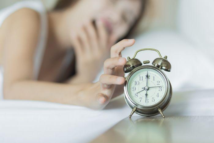 moeite met opstaan in de ochtend