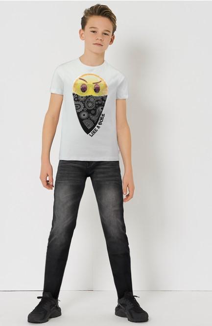 pailletten shirts jongens