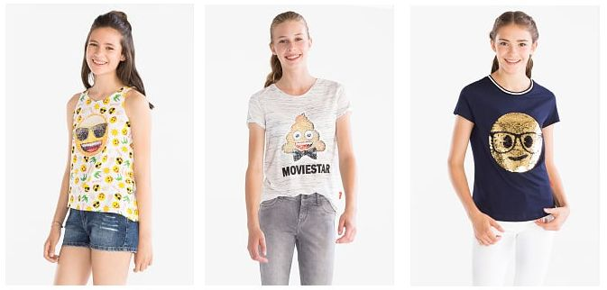omkeerbare pailletten shirts