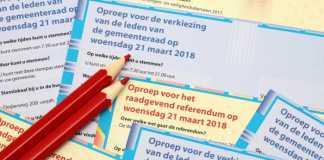gemeenteraadsverkiezingen 2018
