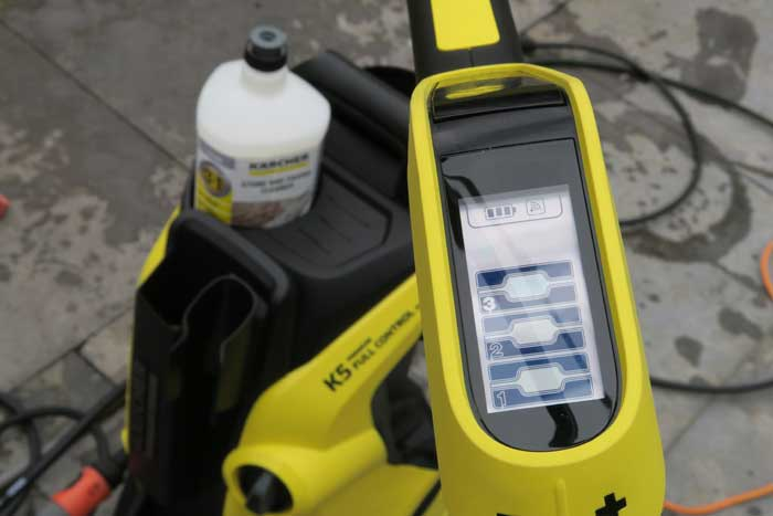 karcher k5 full control plus pistool