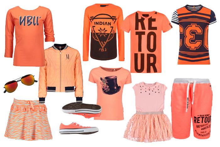 koningsdag kleding jongens en meisjes