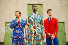 superhelden pak voor mannen