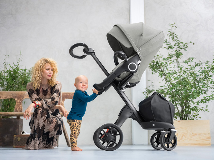 Stokke Xplory Brushed Grey