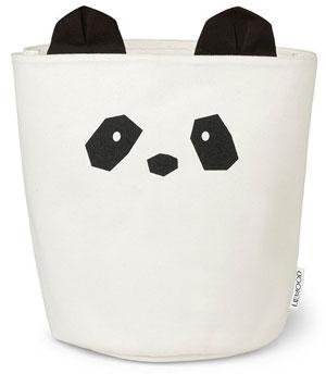 liewood opbergmand panda