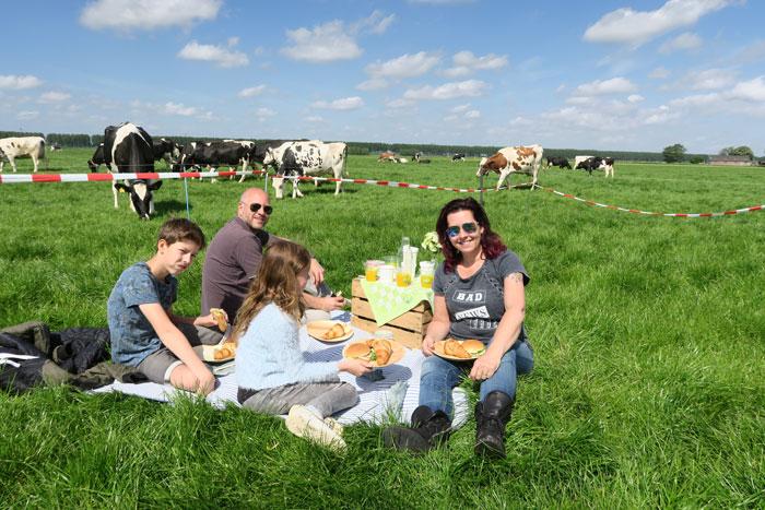 campina boerderijdagen en picknick