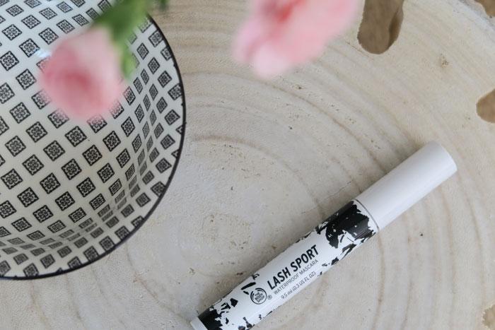 goede waterproof mascara lash sport