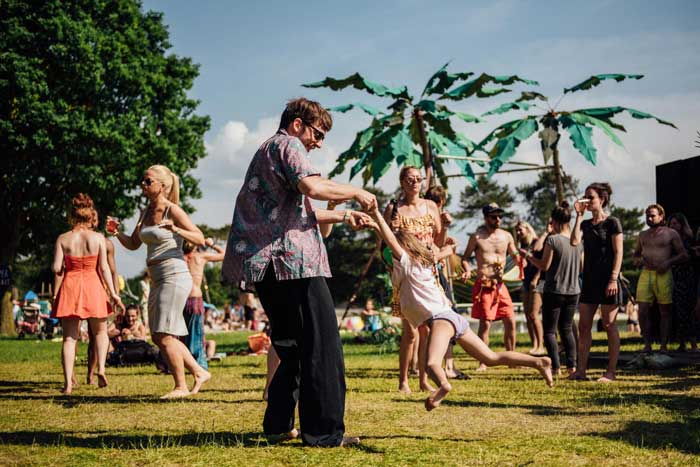 mandala festival, kindvriendelijk