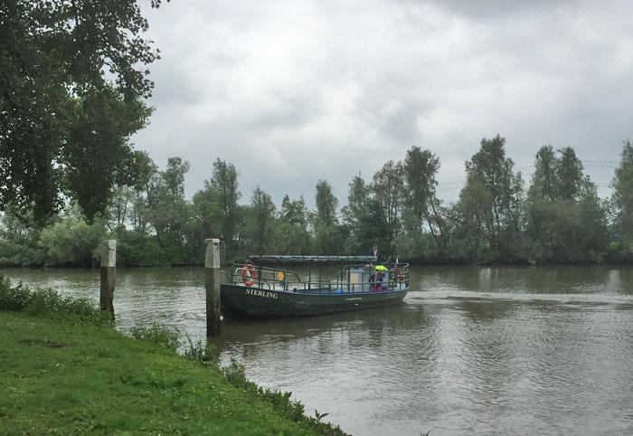 fluisterboot Biesbosch overnachten