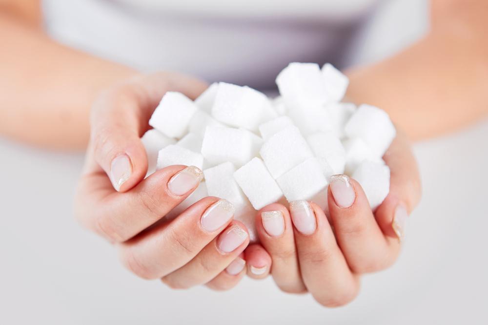 hoeveel suiker per dag krijg je binnen