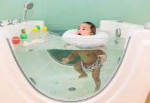 newborn spa