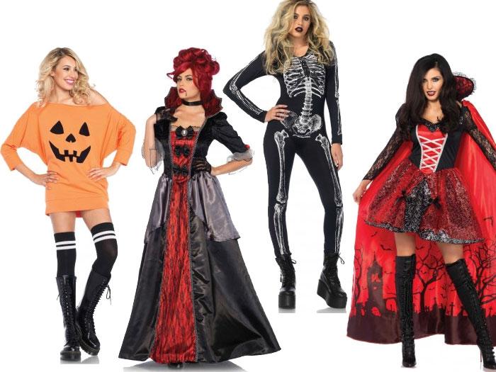 Magnifiek Halloween kleding en outfit ideeën; 50x inspiratie voor Halloween &IZ31