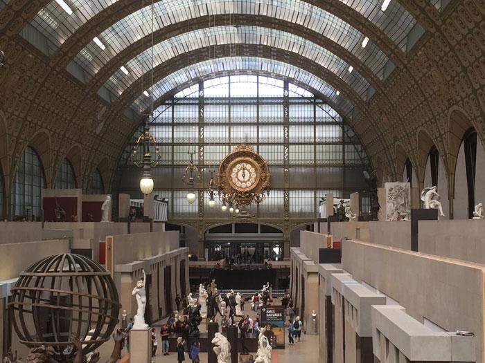 museum d'Orsay Parijs