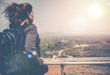 alleen reizen