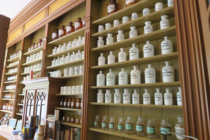 apotheek zuiderzeemuseum