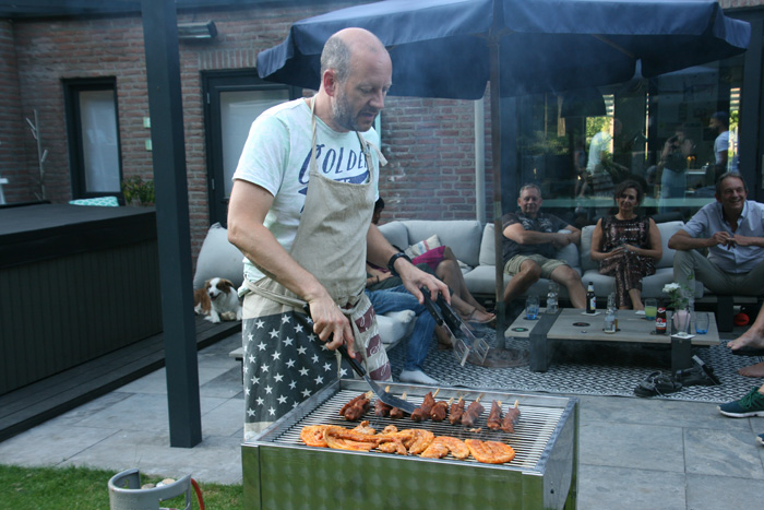de Barbecue Boer bbq