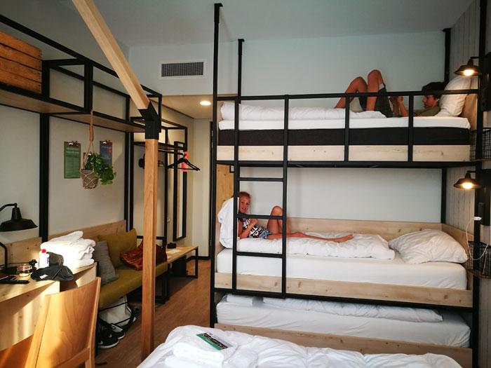 guesthouse hotel kamer