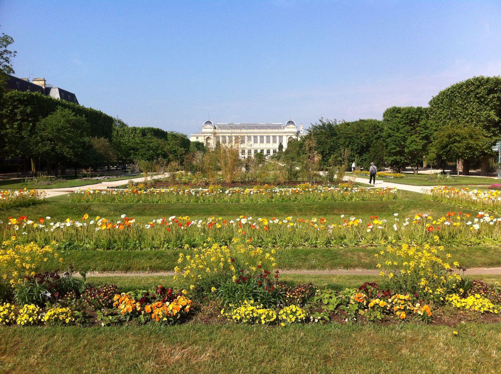 jardins des plantes parijs