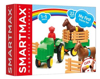 my first tractor set speelgoed van het jaar genomineerd