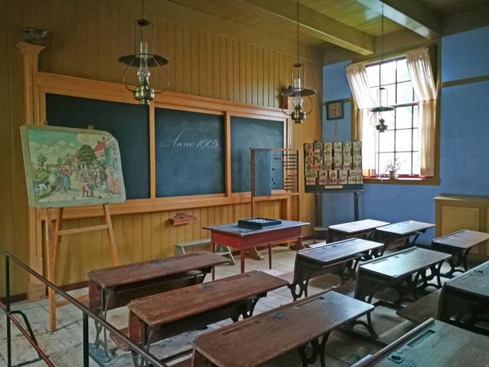 schooltje zuiderzeemuseum