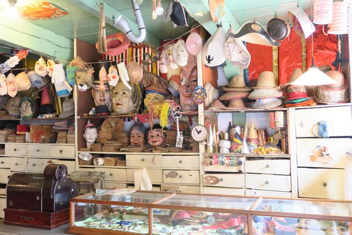 winkeltje feestartikelen zuiderzeemuseum
