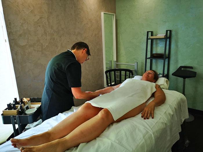 algencreme thalasso behandeling