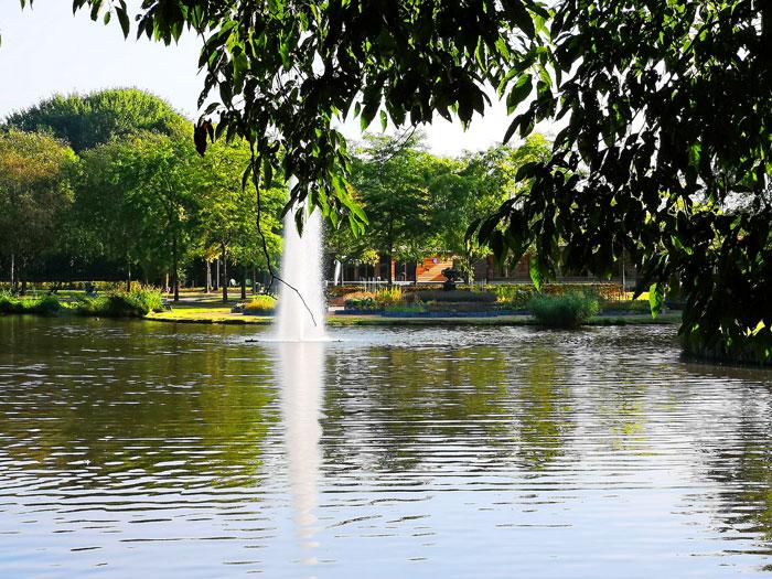 badjassenpark fontana nieuweschans