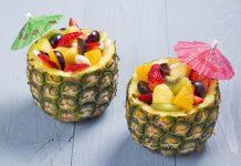fruitsalade maken
