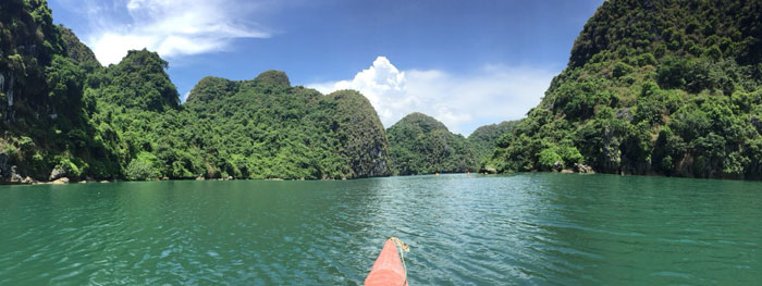 kanoen vietnam