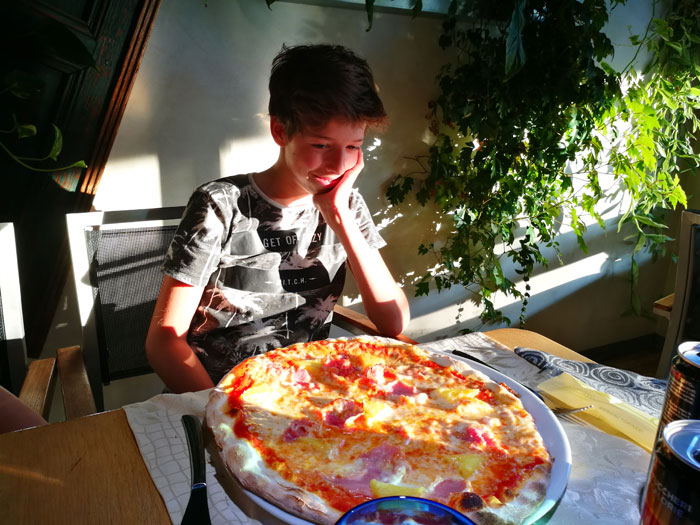lago maggiore camping eden pizza