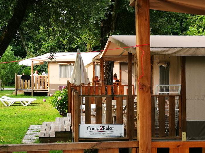 lago maggiore camping safaritenten
