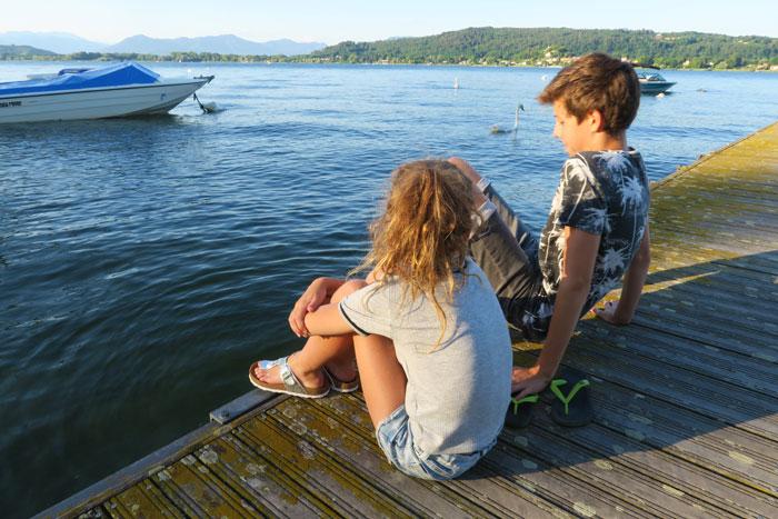 lago maggiore kleine camping