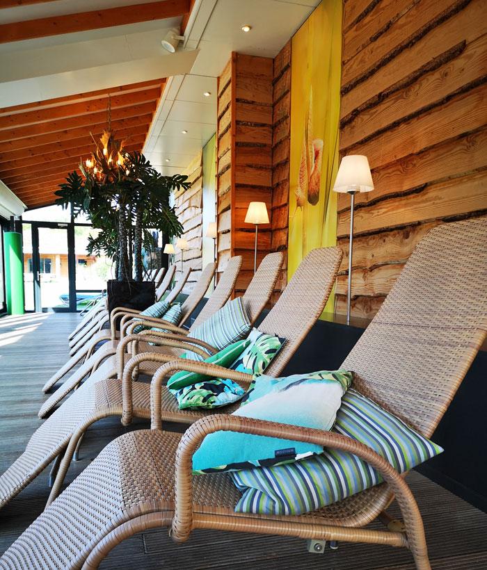 relaxruimte Fontana Resort Nieuweschans