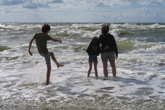 strand en zee denemarken