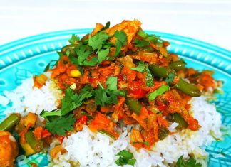 thaise curry slowcooker