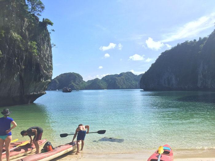 vietnam met kinderen vakantie